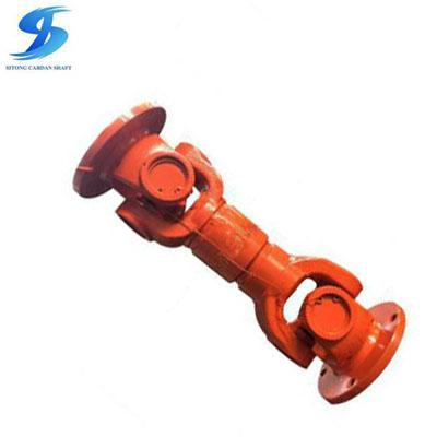 60 Series Double Cardan Drive Shaft