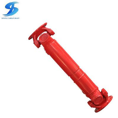 Industrial Cardan Shafts for Plastic Industry