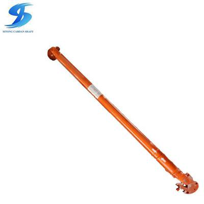 High Speed Cardan Shafts for Off-Road Vehicle