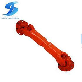Cardan Drive Shaft for Pumps