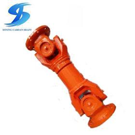 SWC Series Black Medium Duty Cardan Shaft by Sitong