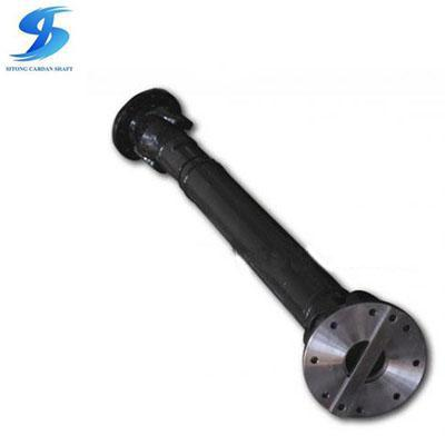 Non-uniform Universal Joint Cardan Shaft