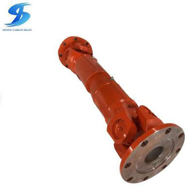 Cement Plants Industrial Cardan Shaft