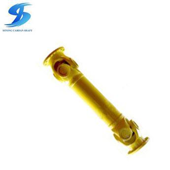 High Speed Cardan Shafts for Rolling Machinery