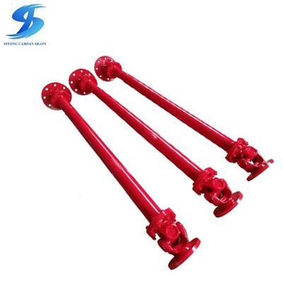 Strong Durability Double Flange Cardan Shaft