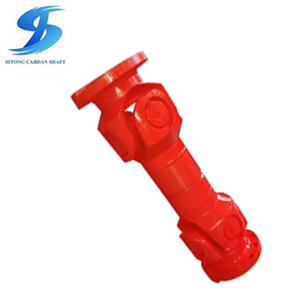 Flange Cardan Shaft for Textile Industry