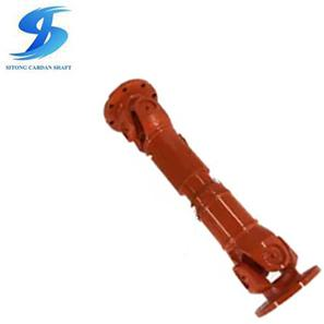 Flange Cardan Shaft for Oil and Gas Industry