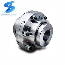 Plum Coupling for Chemical Industry