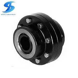 Drum Gear Coupling for Engineering Vehicle
