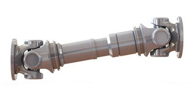 cardan drive shaft: Prevent the drive shaft from rupturing
