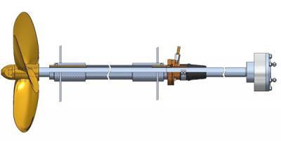 Propeller Shaft: Marine Propeller Shaft Composition