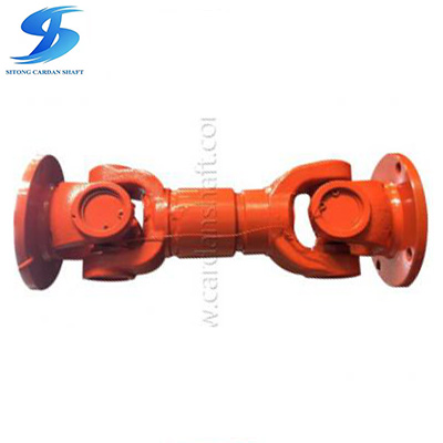60 Series Double Cardan Drive Shaft for Pump Machine