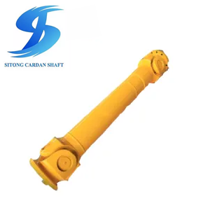 Flange Cardan Shaft for Railways