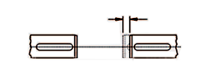 About the Misalignment of The Flange Cardan Shaft
