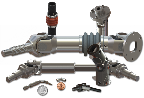 Basic Universal Joint Types